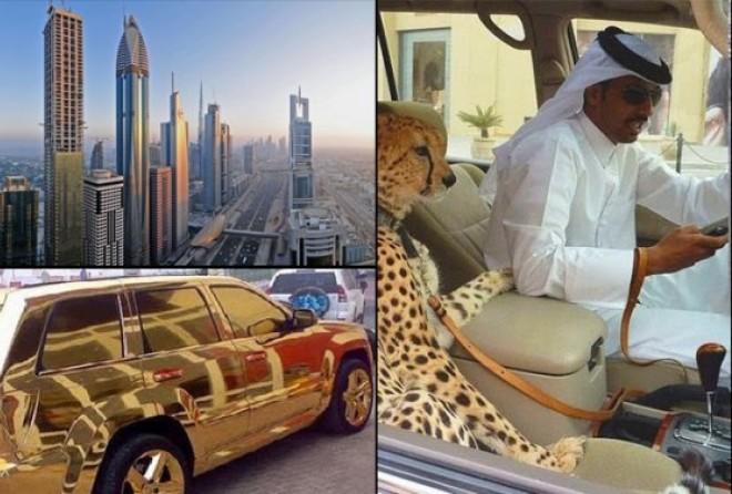 51 фотография из Дубая, само…