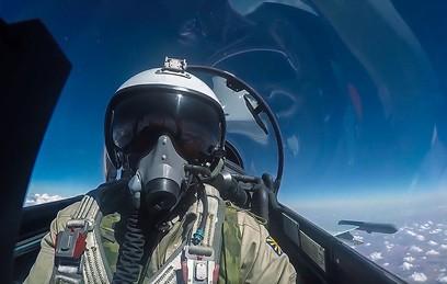 Минобороны: крушение МиГ-29 в Средиземном море произошло из-за отказа техники