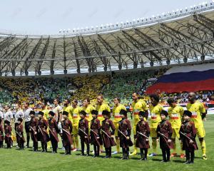 Перед футбольными матчами больше не будет исполняться гимн России