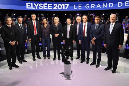 Франция — вселенная террорис…