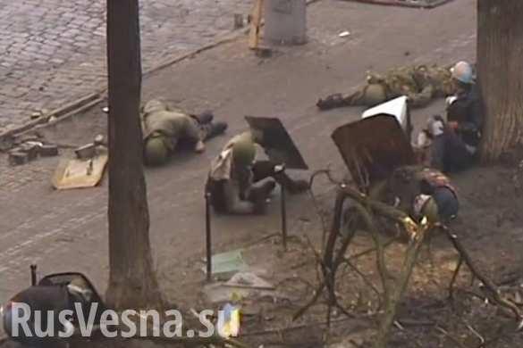 Правда им не помешает: В Италии показали фильм с признаниями снайперов, убивавших на майдане
