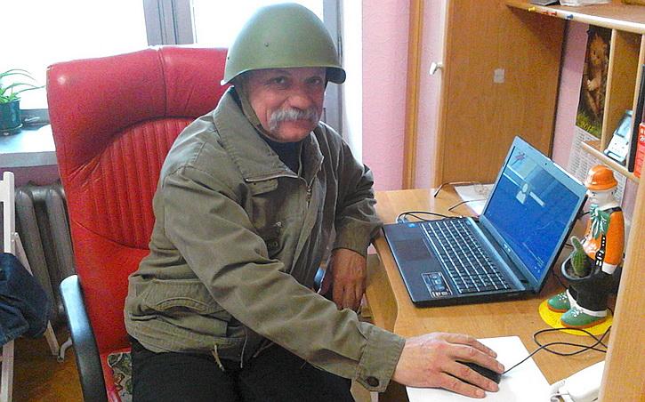 Боевик «Айдара»: Готовиться к свержению Порошенко и отпору всем соседям Украины!
