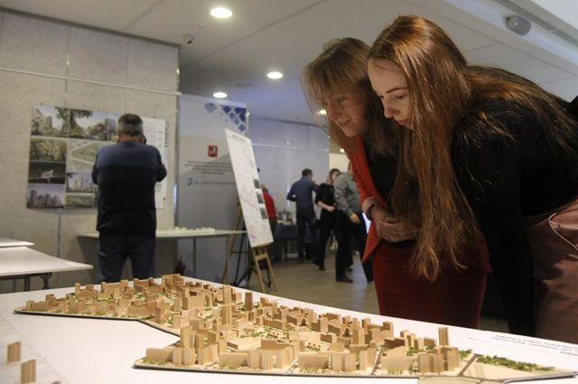Неповторимый облик. Москвичи выберут лучшие проекты застройки районов