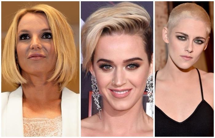 12 суперзвёзд, которые отказались от длинных волос в пользу стрижки и ни разу не пожалели о содеянном
