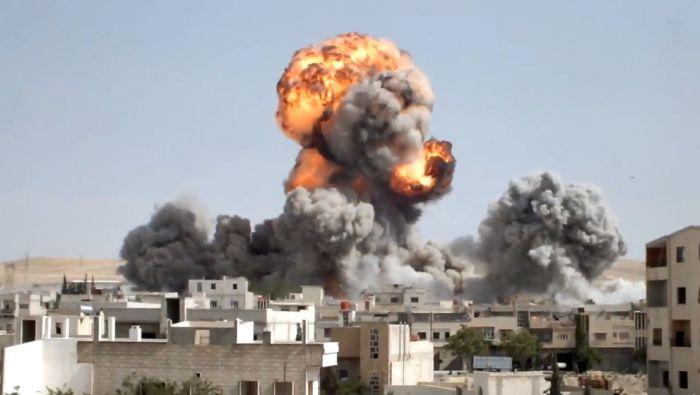 Пока не поздно - уходить из Сирии!