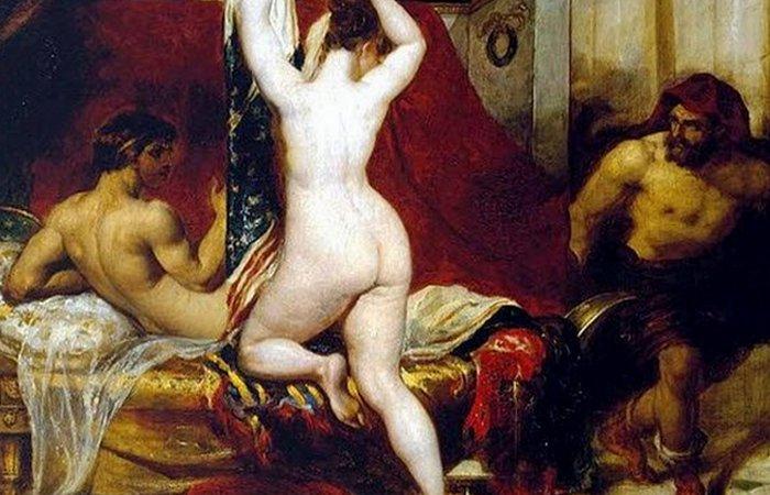 10 пикантных скандалов, которые потрясли древний мир