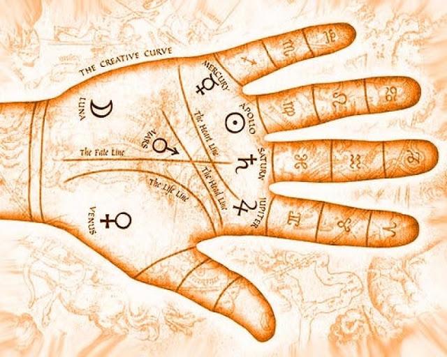 Линии на руке - если их много или мало
