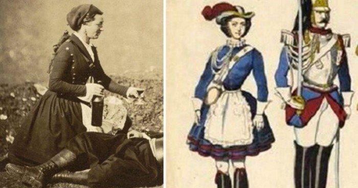 Французские маркитантки на войне: кто они были, что делали и почему их туда вообще пускали