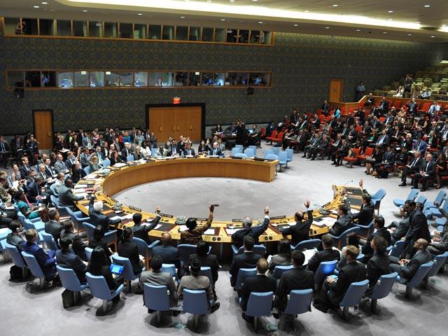 Украину подняли на смех в ООН