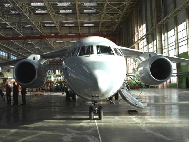 """Ан-148 - """"Этот самолет мы не можем сделать самостоятельно"""""""