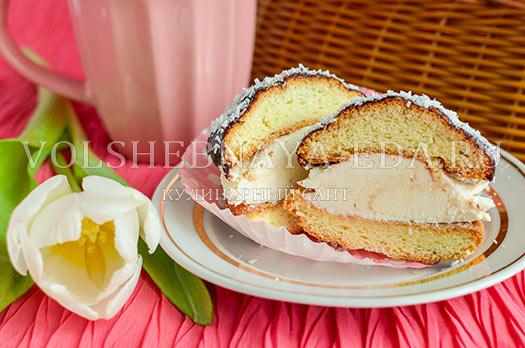 Пирожное буше рецепты с фото пошагово