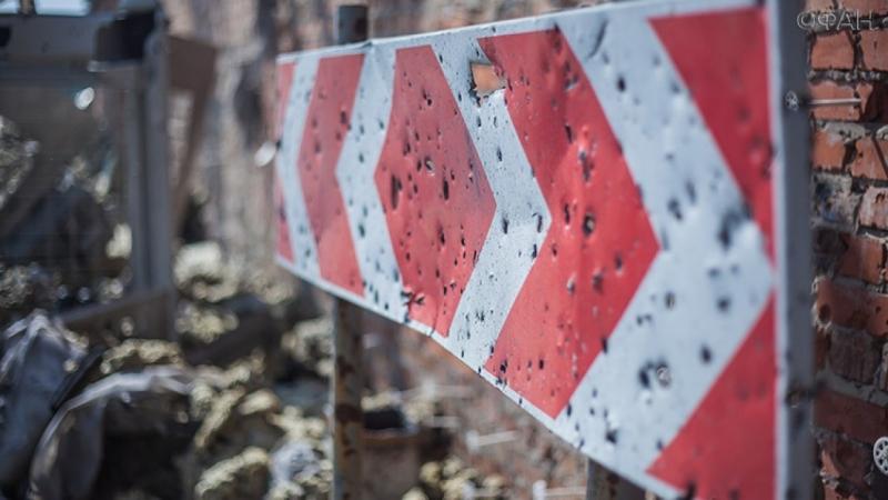 ЛНР: ВСУ ведут целенаправленные обстрелы поселков зажигательными снарядами