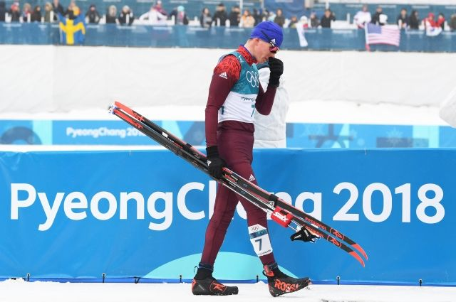 Тренер: Большунов упустил золото в гонках на ОИ из-за «детских ошибок»