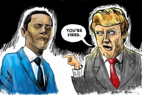 Новости США: Обама следил за Трампом