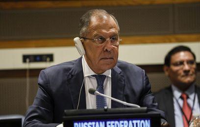 Лавров назвал условия применения силы миротворцами ООН