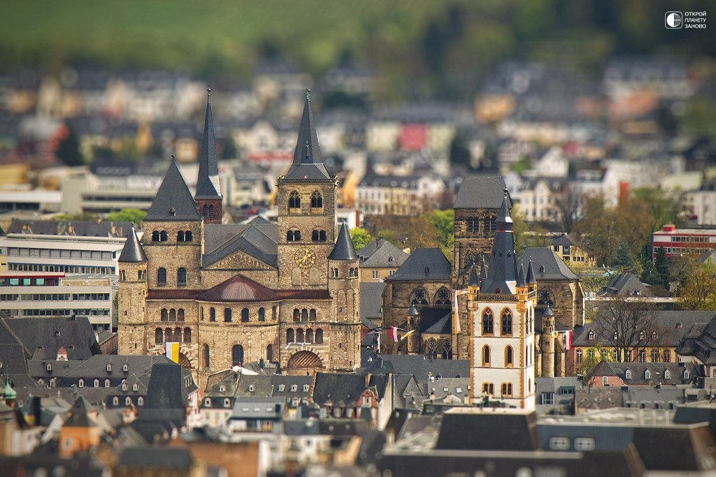 Трир (Trier) — самый древний город Германии