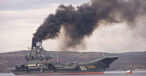 """Версия от Комендор Флотский. Почему у """"Кузи"""" черный дым"""