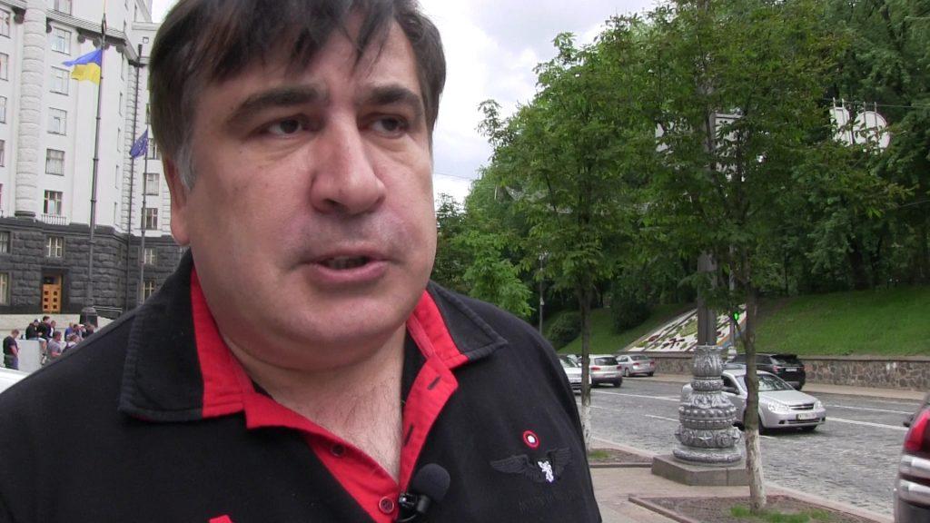 Саакашвили, которого выгнали из поезда, рассказал, как попробует попасть на Украину