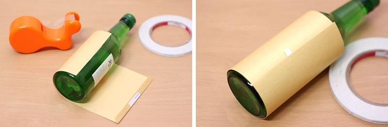 Как из бумажной ленты сделать красивый бант