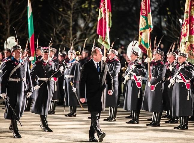 Президент Болгарии вспомнил о роли русской армии в истории страны