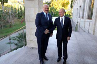 Путин и Лукашенко продолжили…