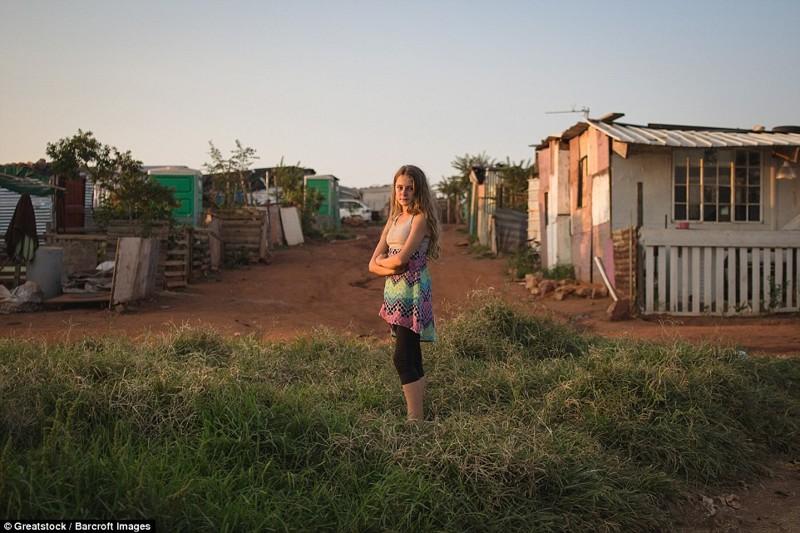 Белые гетто Южной Африки