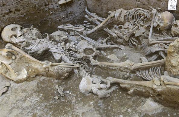 В Перу найдены жертвы древнего кровавого ритуала