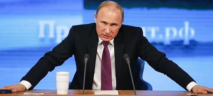 Путин: Ввести миротворцев ООН на Донбасс можно, но не на условиях Порошенко
