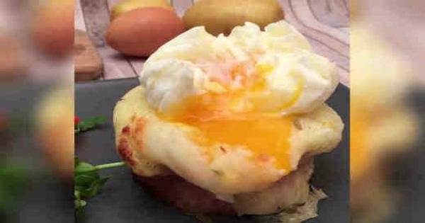 Картофель по-милански. Невероятно красивое и вкусное блюдо!