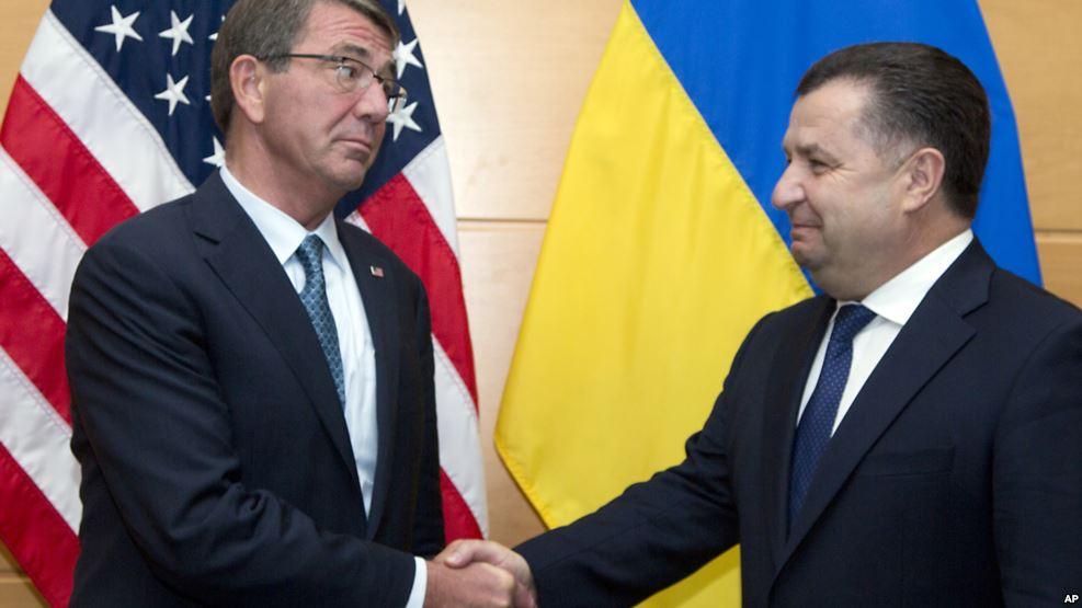 Украина иСША подписали концепцию развития партнёрства между оборонными ведомствами