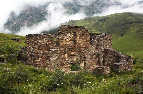 Определен возраст одного из старейших христианских храмов России