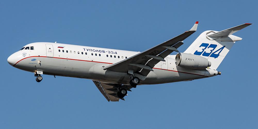 Ту-334: кошмар зажравшихся чиновников возвращается