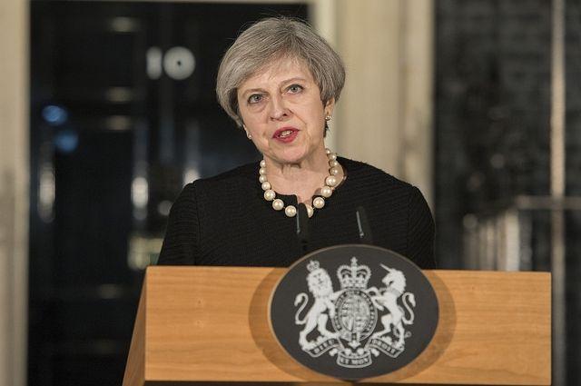 Мэй анонсировала скорое достижение договоренности с ЕС по правам граждан