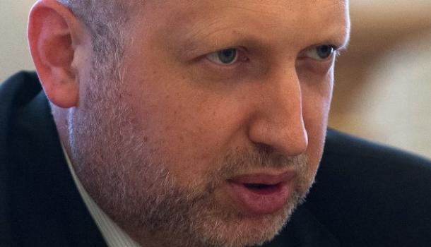 Бывший секретарь райкома комсомола Турчинов заявил о своей беспощадной борьбе с коммунизмом