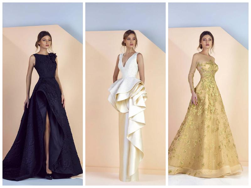 Коллекция Edward Arsouni Haute Couture весна-лето 2017