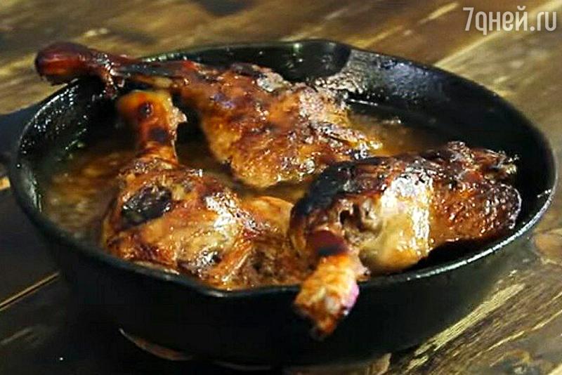 Рецепт утки хрустящей корочкой