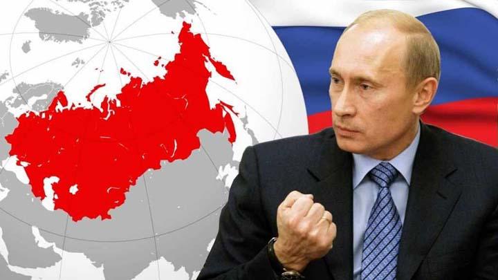 Владимир Путин отстоял Украину