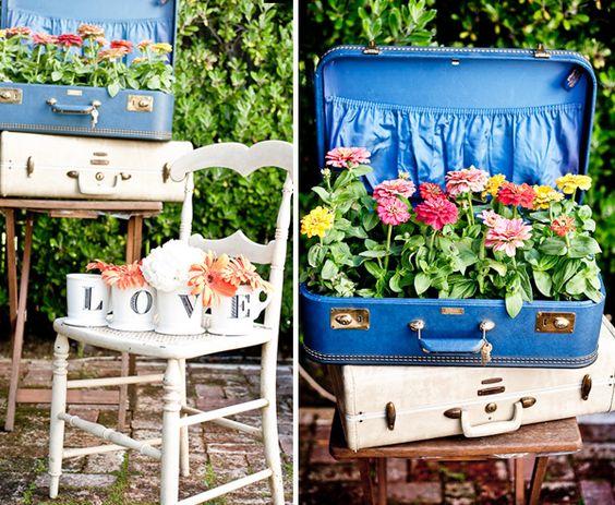 Прикольные вещи в сад