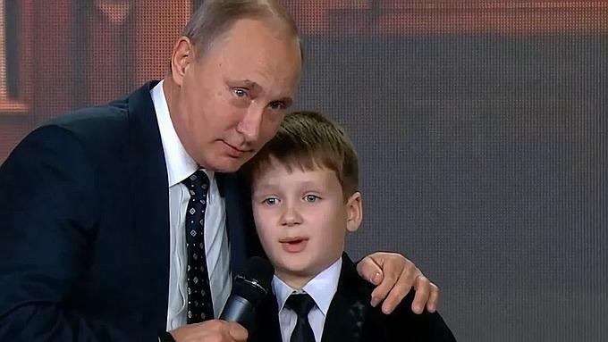 Порошенко не может забыть шутку Путина