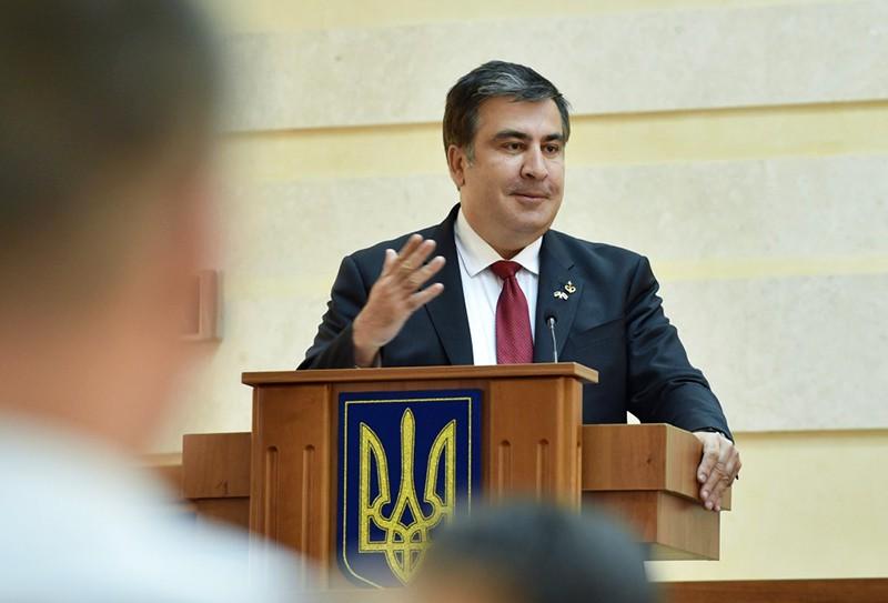 Саакашвили рассказал об Украинской поддержке в конфликте 2008 года