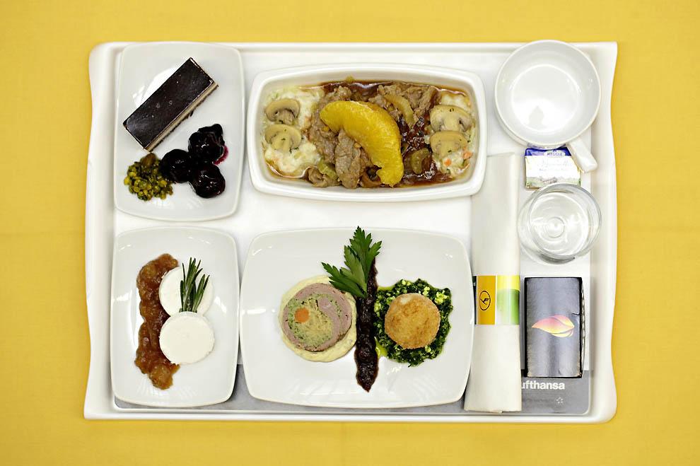 3170 Как готовят бортовое питание