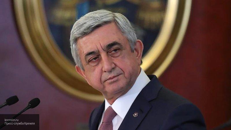 Премьер-министр Армении назвал условия для ухода в отставку