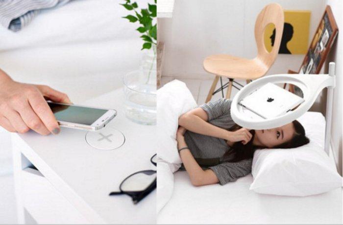 22 девайса из будущего для вашей спальни!