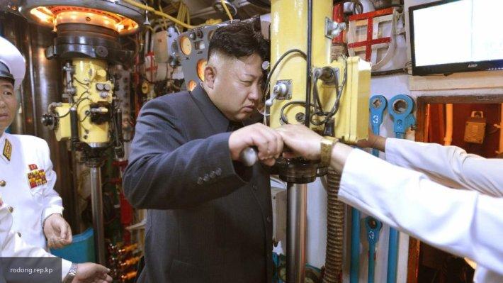 Ким Чен Ын заявил, что Трамп поплатится за угрозы в адрес Пхеньяна