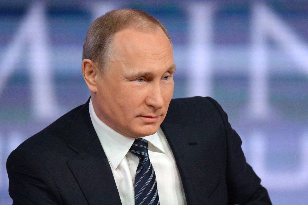 Предновогодний сюрприз Путин…