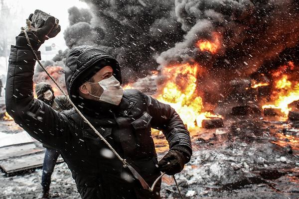 Призрак Майдана гуляет по Украине