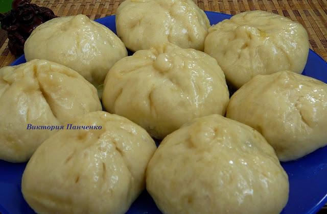 Пянсе - корейские пирожки