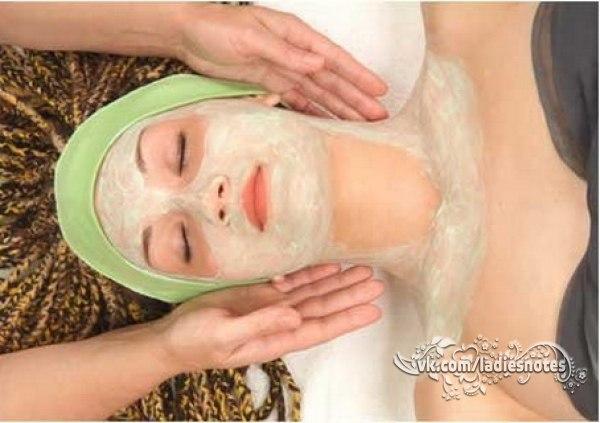 Отшелушивающие маски для лица