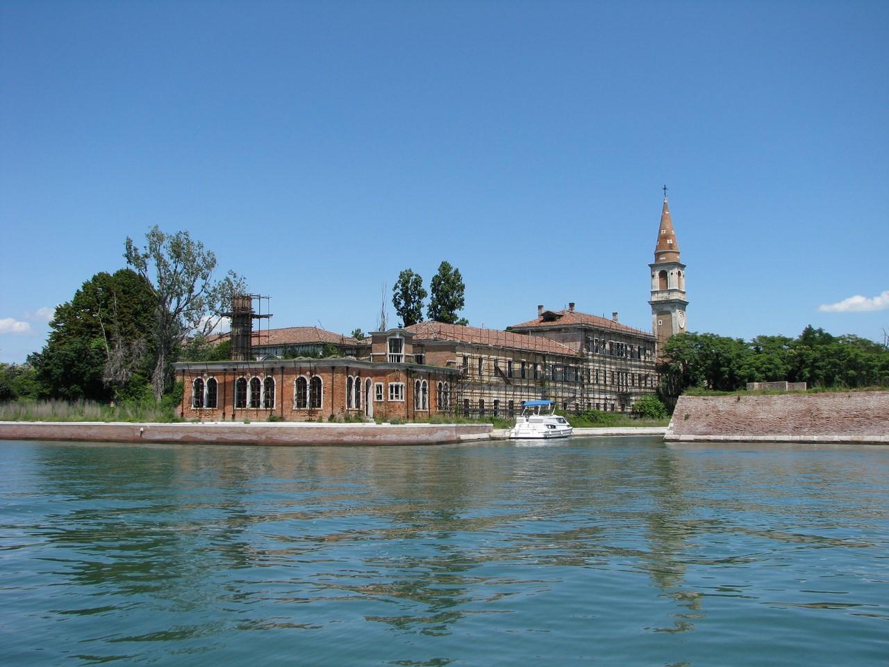 Кровавый остров Венеции - Повеглия