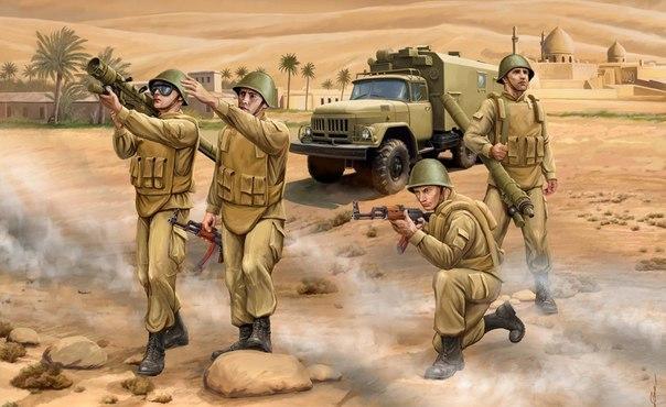 Кулибины Афганской войны.